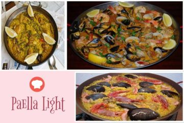 Dieta Herbalife Paella-Light